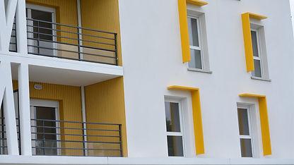 rénovation façade immeuble maison salon de provence