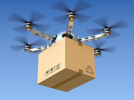 Une start Up israélienne fait des livraisons par drone