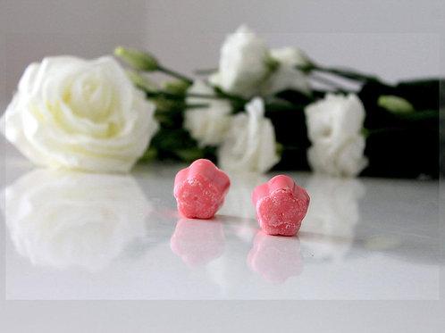 Fondant bouquet de roses - Ma bougie fleurie