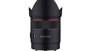 Samyang AF 24mm F1.8 : un objo pour l'astrophotographie
