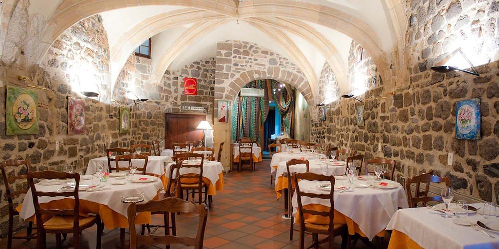 Restaurant le puy en velay haute loire auvergne