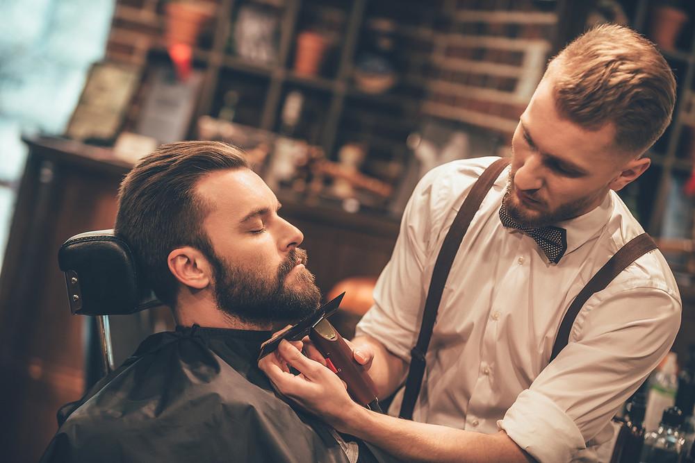 barbier à la réunion