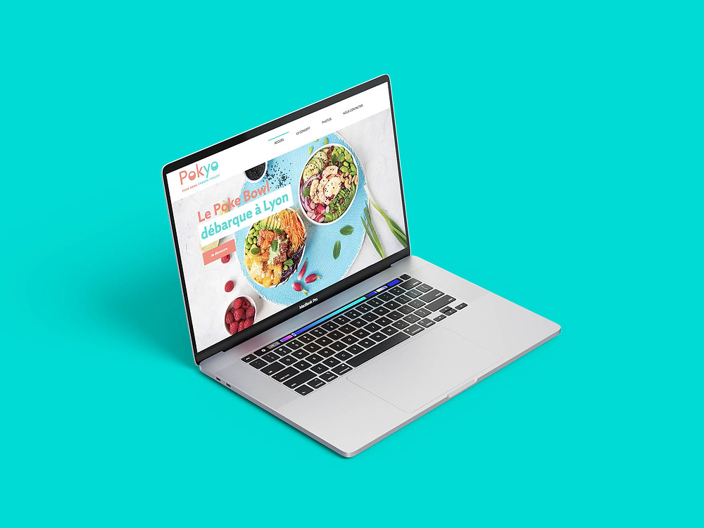 site wix restaurant exemple