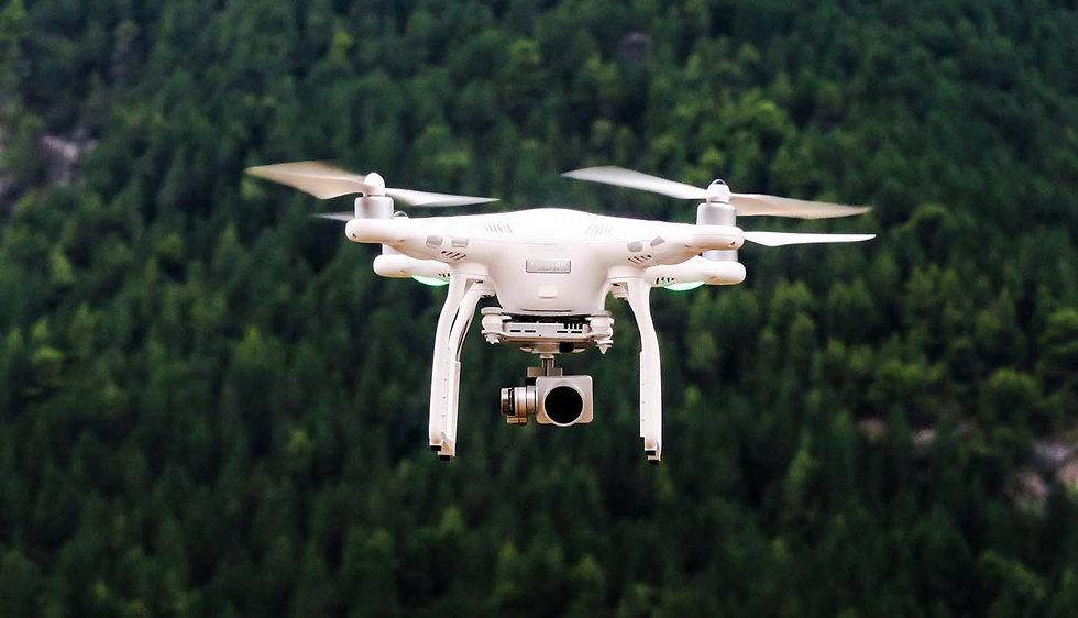 Entreprise prestataire drone Lyon