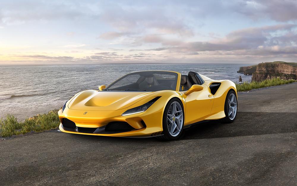 acheter ferrari pour louer entreprise de voitures de luxe