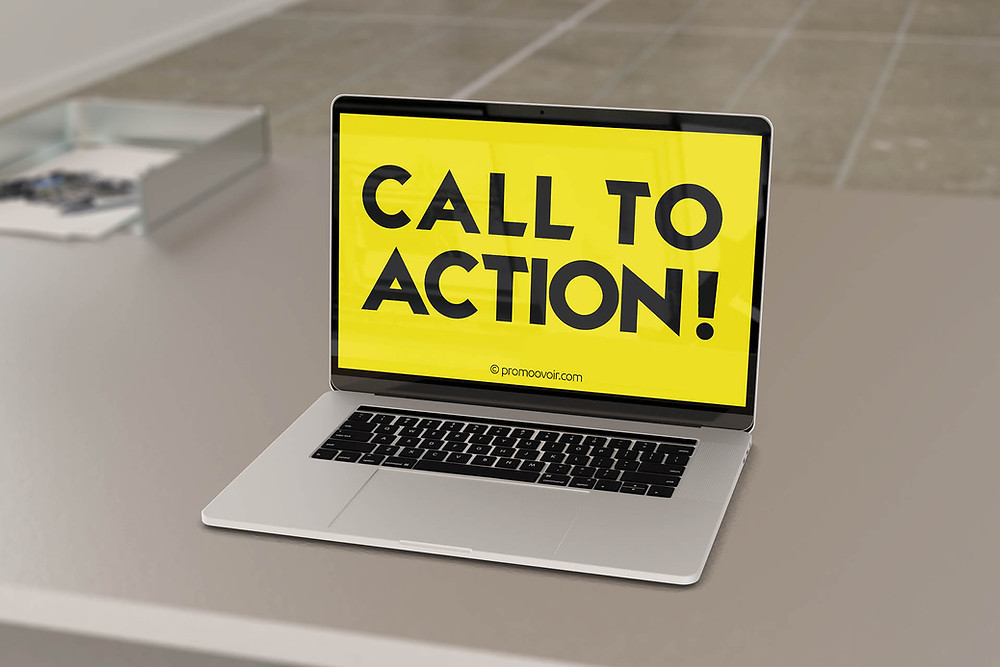 call to action exemple