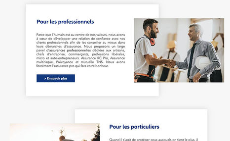 Allianz Création d'un site d'Assurance Allianz, Lyon Franc...