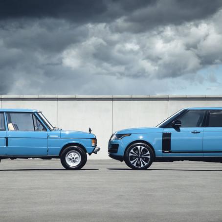 Range Rover souffle ses 50 bougies avec une sublime édition limitée.