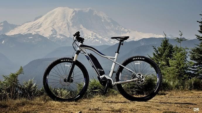 e bike vélo à assistance électrique