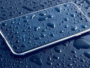 réparation iphone tombé dans l'eau genève