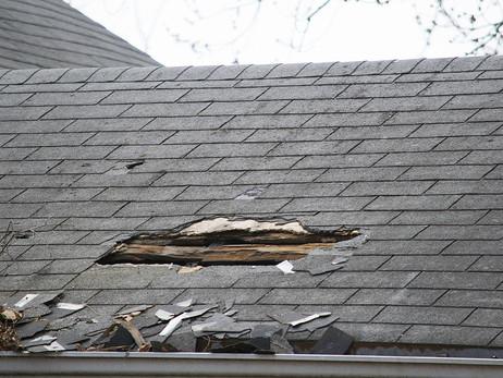 Comment détecter une fuite sur la toiture?