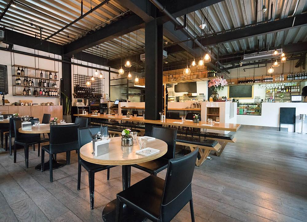mobilier pour restaurant prix avis location avec option d'achat
