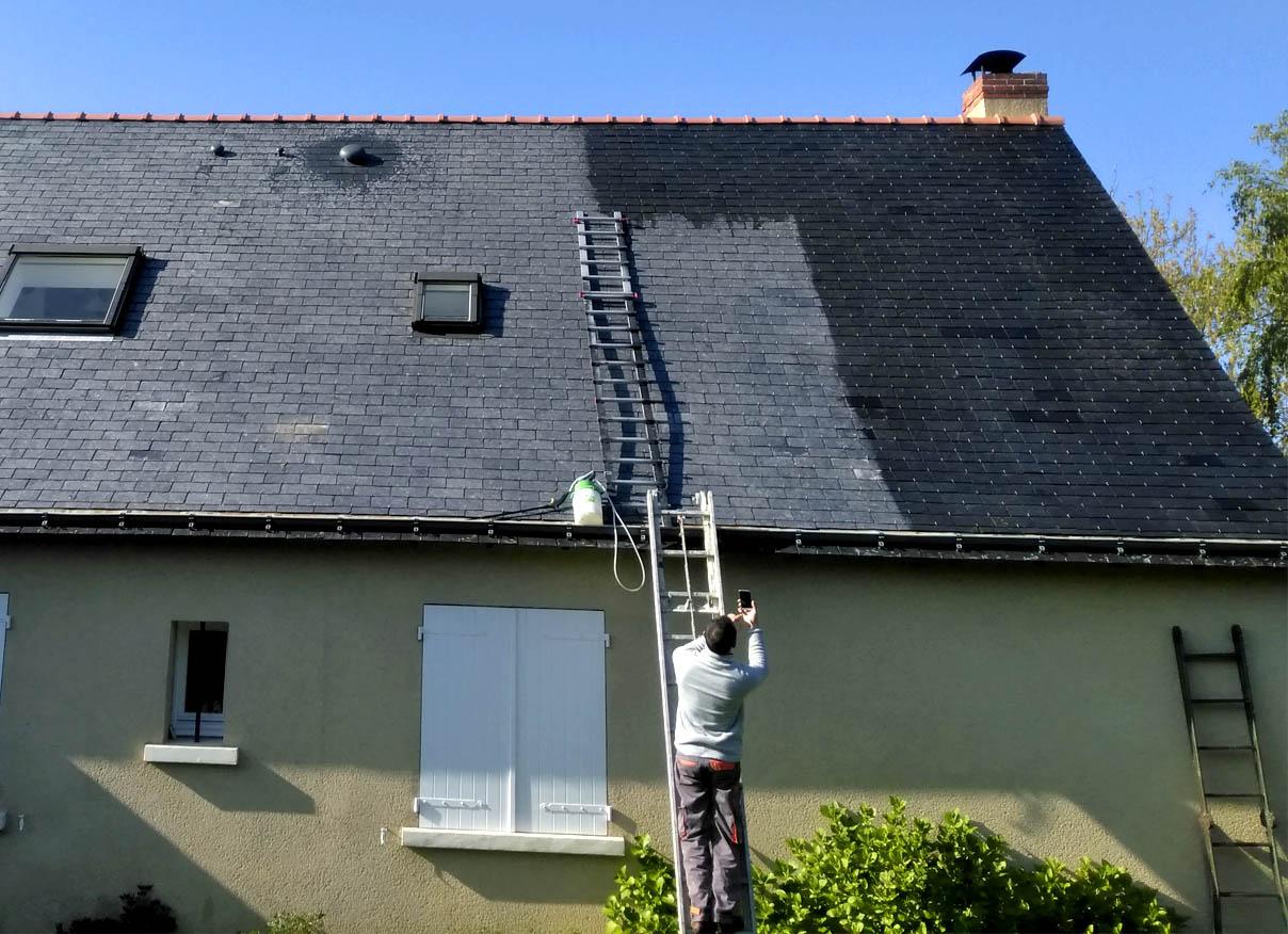Rénovation Toiture en Ardoises