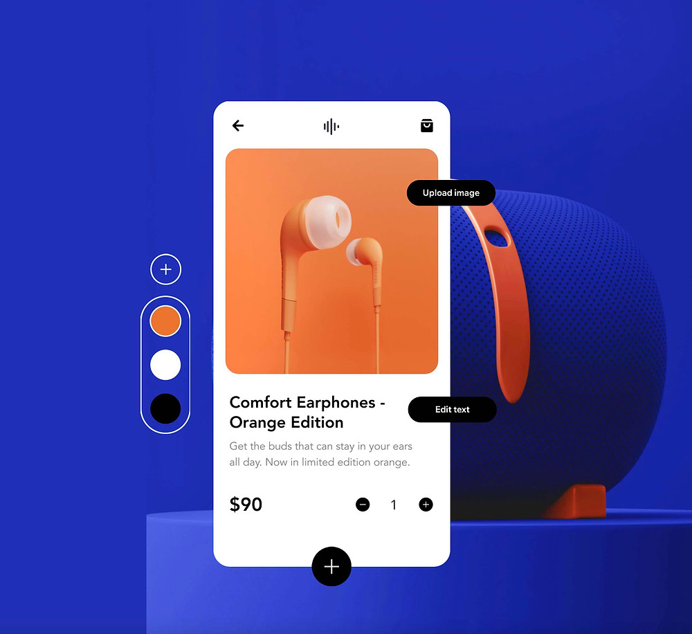 App builder Wix