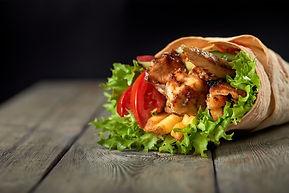 restaurant fast food poulet