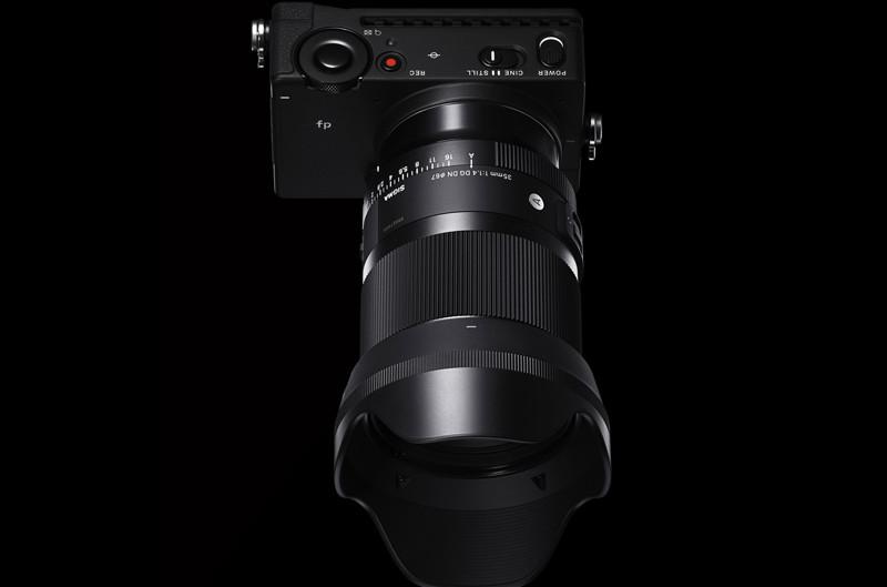 Le nouveau Sigma 35mm F 1.4 Art