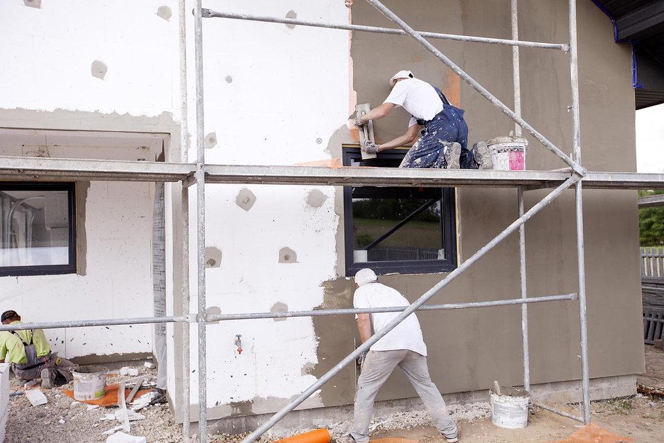 renovation facade salon de provence 13