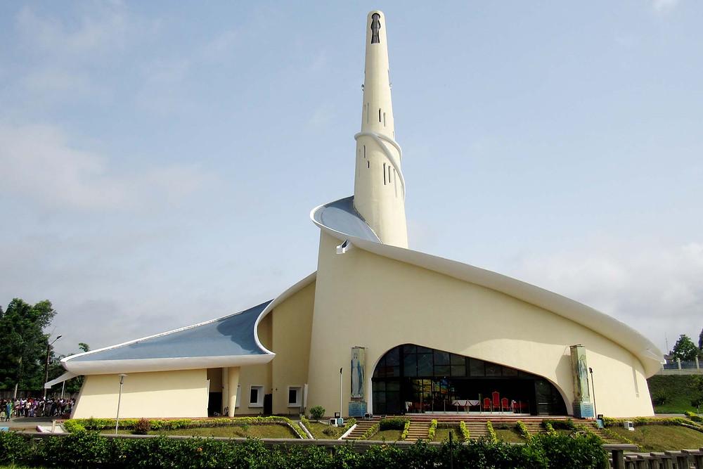 Sanctuaire en côte d'ivoire à Abidjan