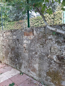 rénovation ravalement de mur