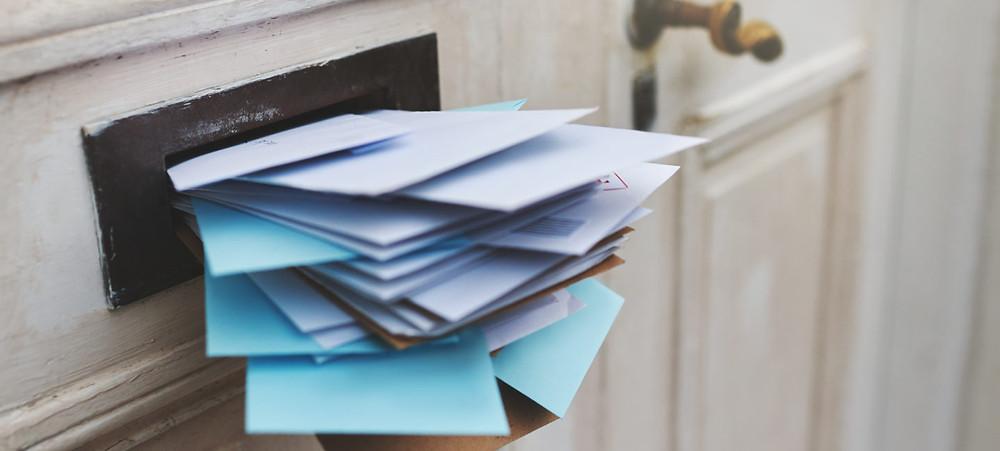 société de distribution de prospectus en boite aux lettres
