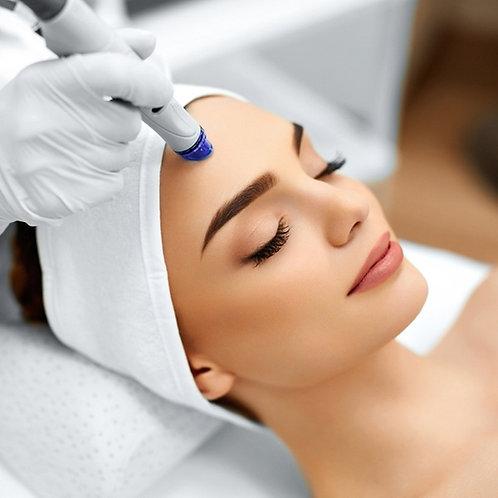 Club Recharge Skin Lab Microdermabrasion Facial
