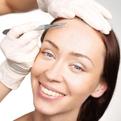 Club Recharge Skin Lab Dermaplanning Facial