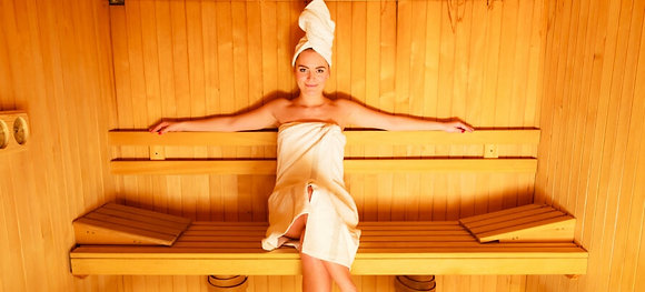 Lose 4% Of Body Fat Infrared Sauna Therapy