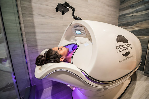 Cocoon Infrared Body Treatment