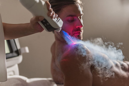 Local Cryotherapy For Pain