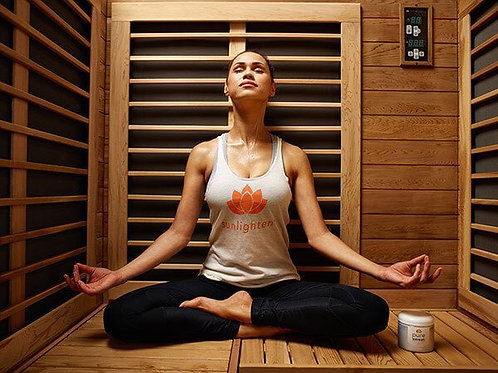 Infrared Hot Meditation Therapy