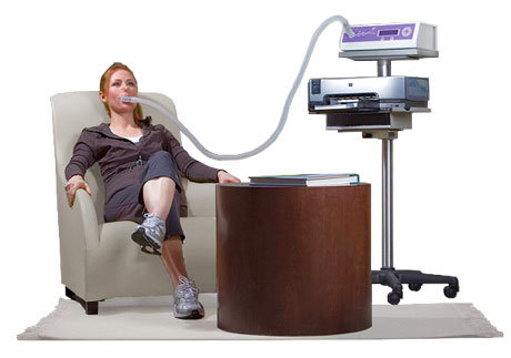 Unlimited Metabolic Rate Monthly Tests