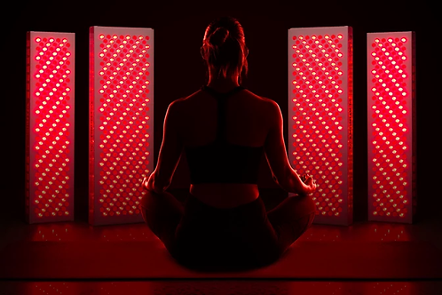 Red Light Panel Blood Flow Therapy
