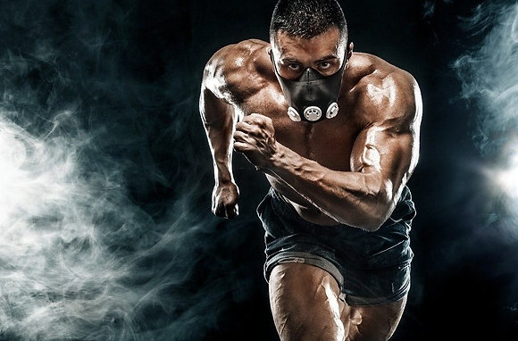 Altitude Mask Training Therapy