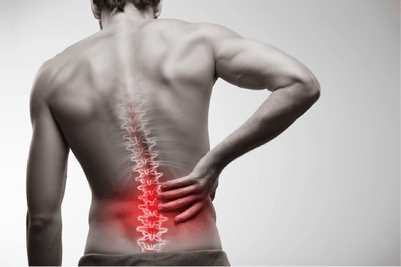 Lower Back Pain Hot Relief Therapy
