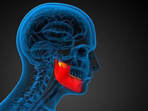 (TMJ) Temporomandibular Red Light Therapy