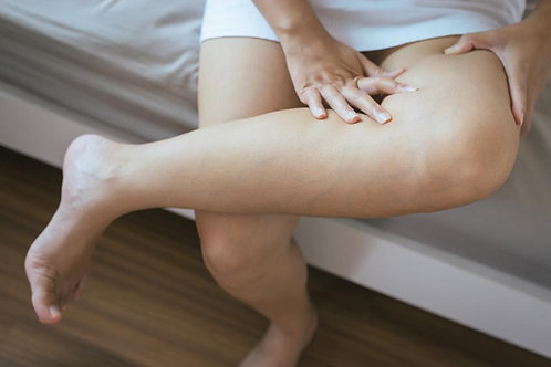 Swollen Legs Pressotherapy Slimming Massage Therapy