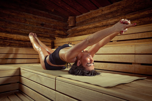 Infrared Hot Yoga Therapy