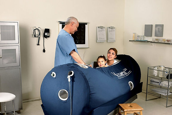 Hyperbaric Oxygen Chamber Therapy
