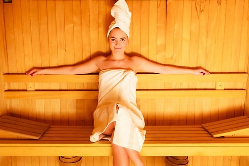 Unlimited Infrared Sauna Monthly Sessions