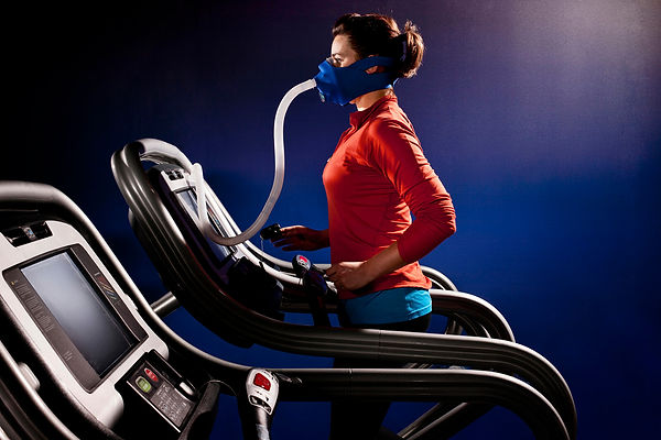 Exercise with Oxygen Training
