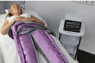 Lipomax Pressotherapy Slimming Massage