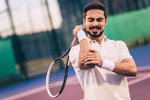 Tennis Elbow Pain Relief Therapy