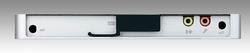Ultra Slim Player - Side View