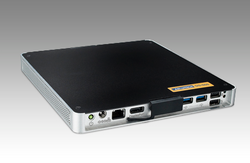 Ultra Slim Player - Front View