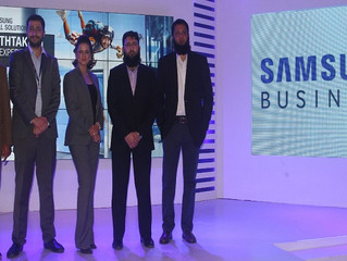 Samsung comes up with first hand experience of Smart Visual Display Solutions