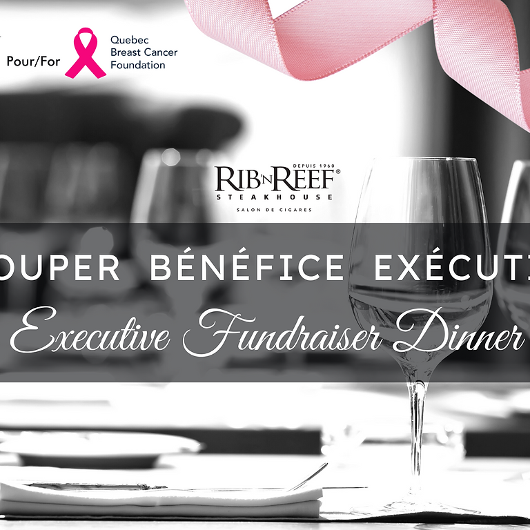 Exclusive Executive Fundraiser Dinner