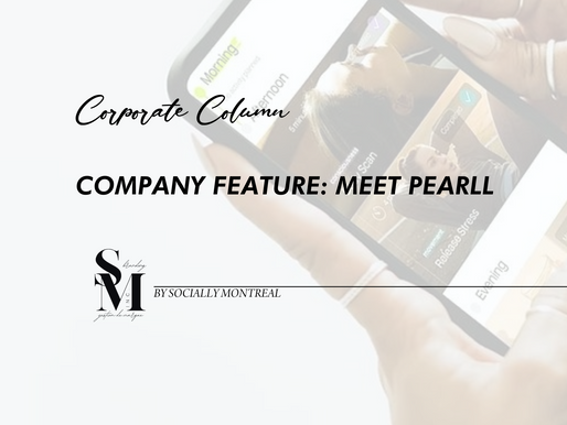 Company Feature : Meet PEARLL