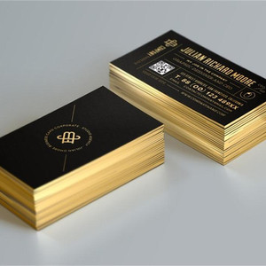 • Business card