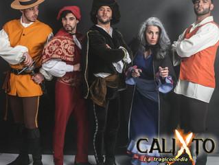 Calixto, la tragicomedia más flamenca, este sábado 9 de diciembre a las 19 horas en Robledillo de Tr