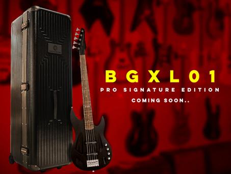 Bassists, we heard you.. Introducing BGXL01